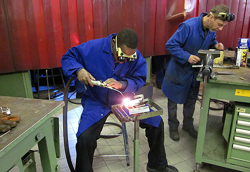 Vocational Training-TVET