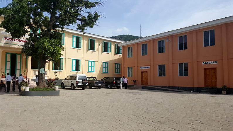 HAÏTI, Ministère de l'éducation et de la formation professionnelle