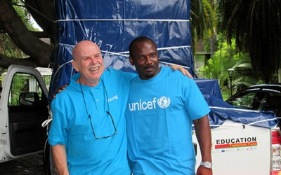 Project Unicef Zimbabwe successfully implemented