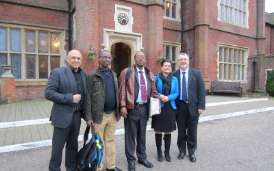 Le directeur de l'EFTP (TVET) au Kenya visite Devotra