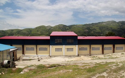 HAITI, Ministry of Education and Vocational Training