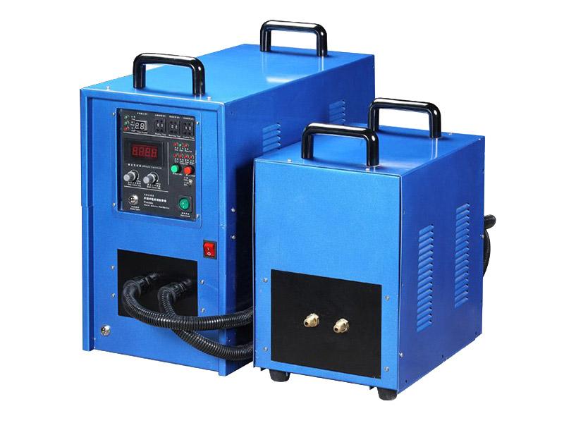 Induction Heating Equipment : Machining fitting devotra