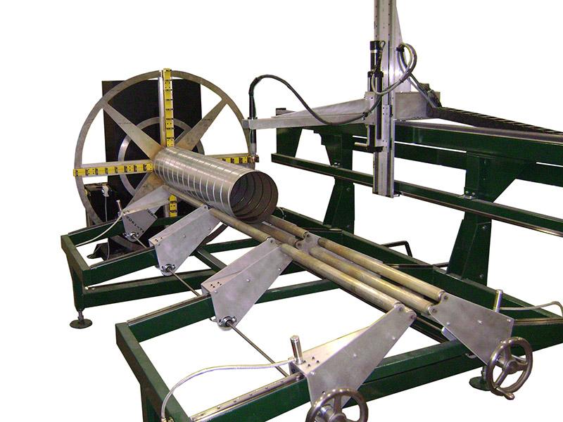 Machines de découpe de tubes et tuyaux