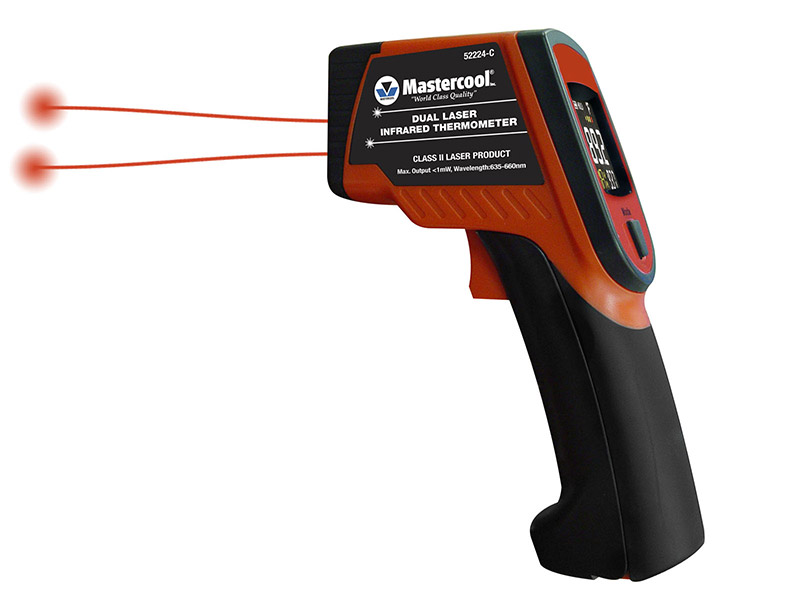 Thermomètres laser