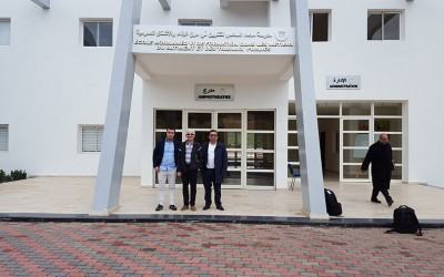 DEVOTRA finalizes installation, commissioning and training for UNIDO project in Morocco