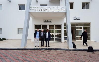 DEVOTRA met la touche finale à l'installation, la mise en service et la formation pour le projet ONUDI au Maroc