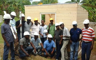 HAÏTI CONTRACT NO. 1 and 2 Installation, Commissioning and Training almost finalized