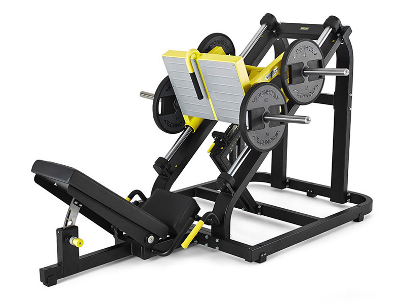 Pure strength - Linear leg press