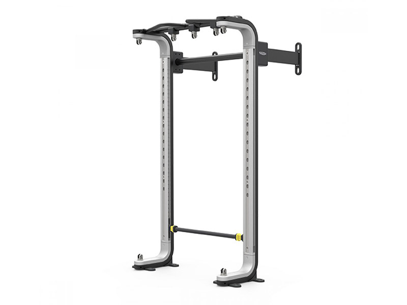 Multi angle pull up bar