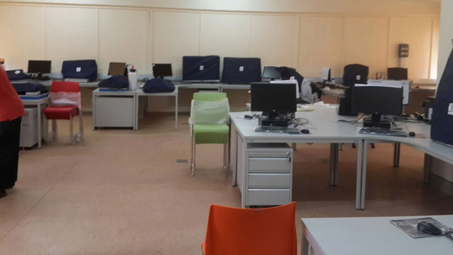 Smart Classroom in Kisumu Polytechnic