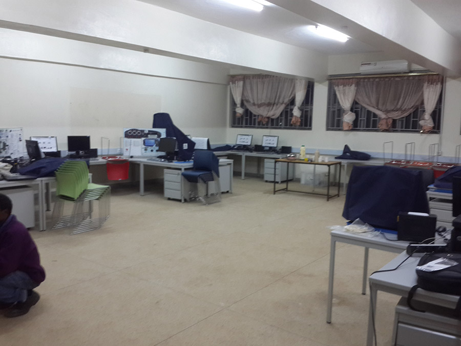 Smart Classroom in Meru Technical Training Institute