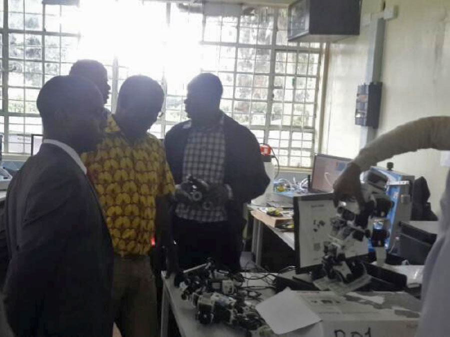 Introduction on ERIK (Education Robot Instruction kit)