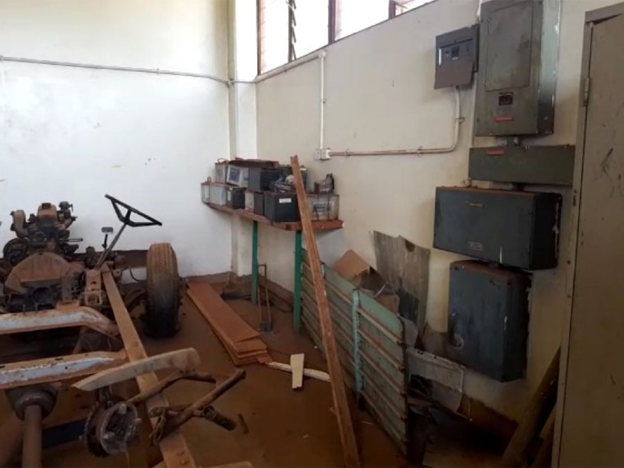 Visit to the Kaibu Secondary School
