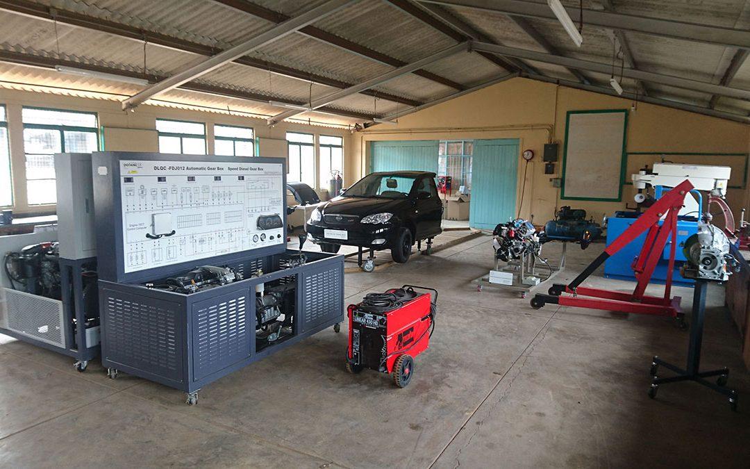 Kenya Thika Technical Training Institute