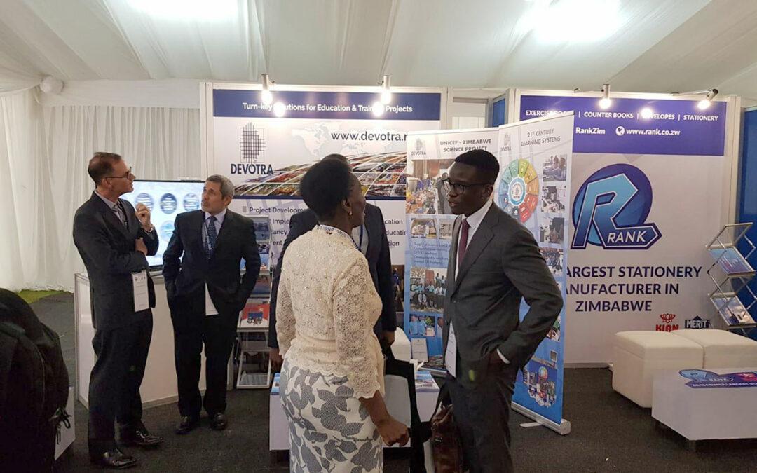 Innovation Africa summit, Harare, Zimbabwe