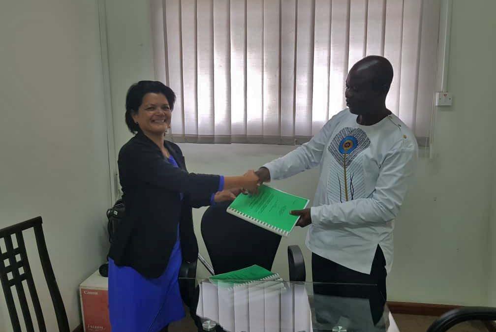 Rural Enterprises Program (REP) in Ghana