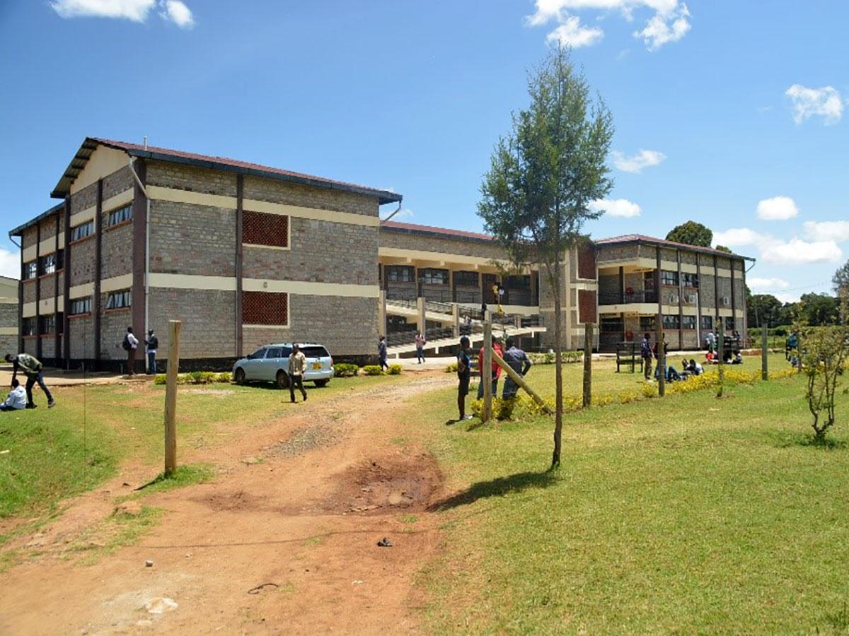 Devotra Site survey at Eldoret NP