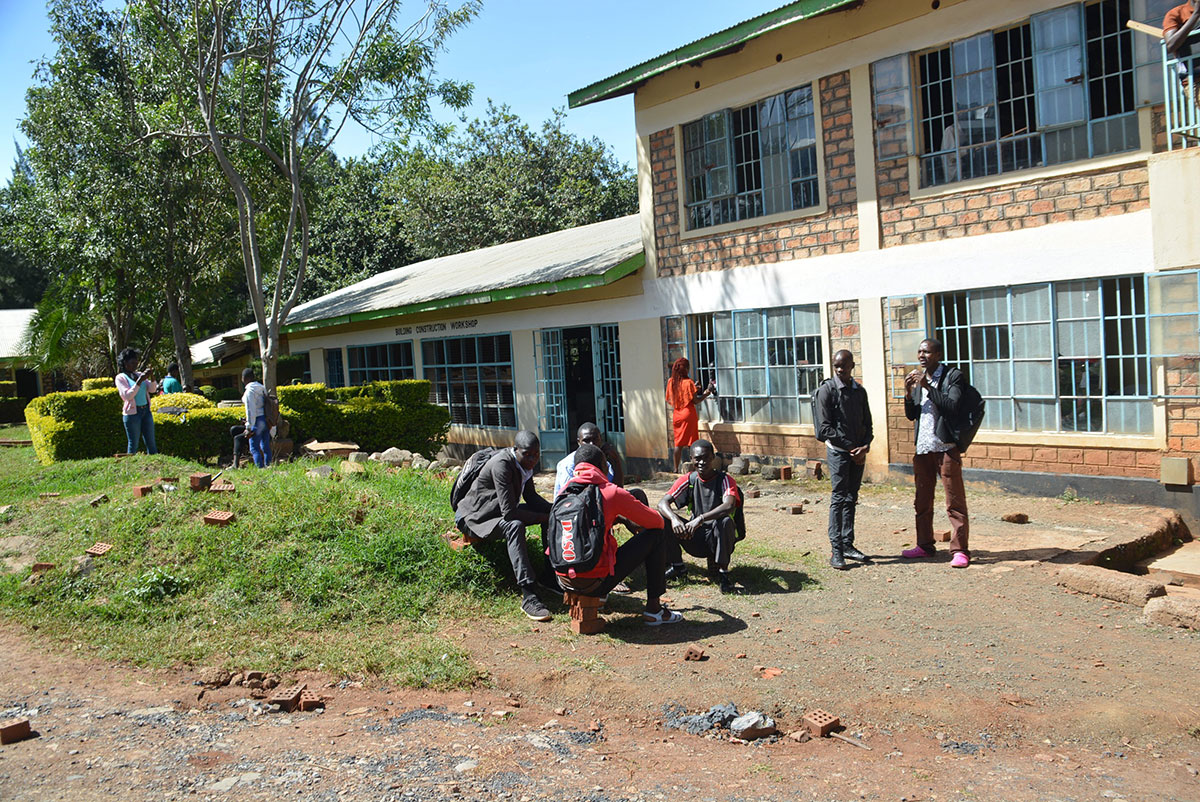 Devotra Site survey at Kisii NP
