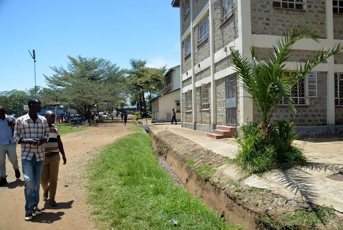 Devotra Site survey at Kisumu NP