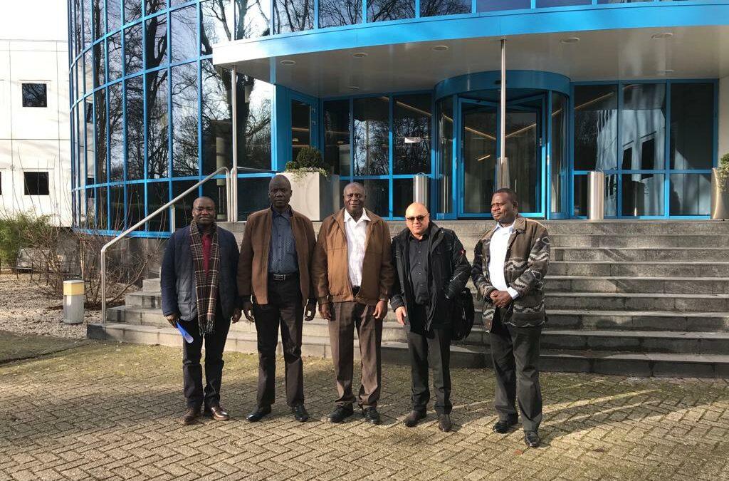 Pre-inspection visit MOE/TVET Project Kenya
