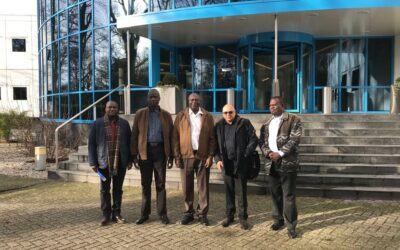 Pre-inspection visit MOE/TVET Project Kenya
