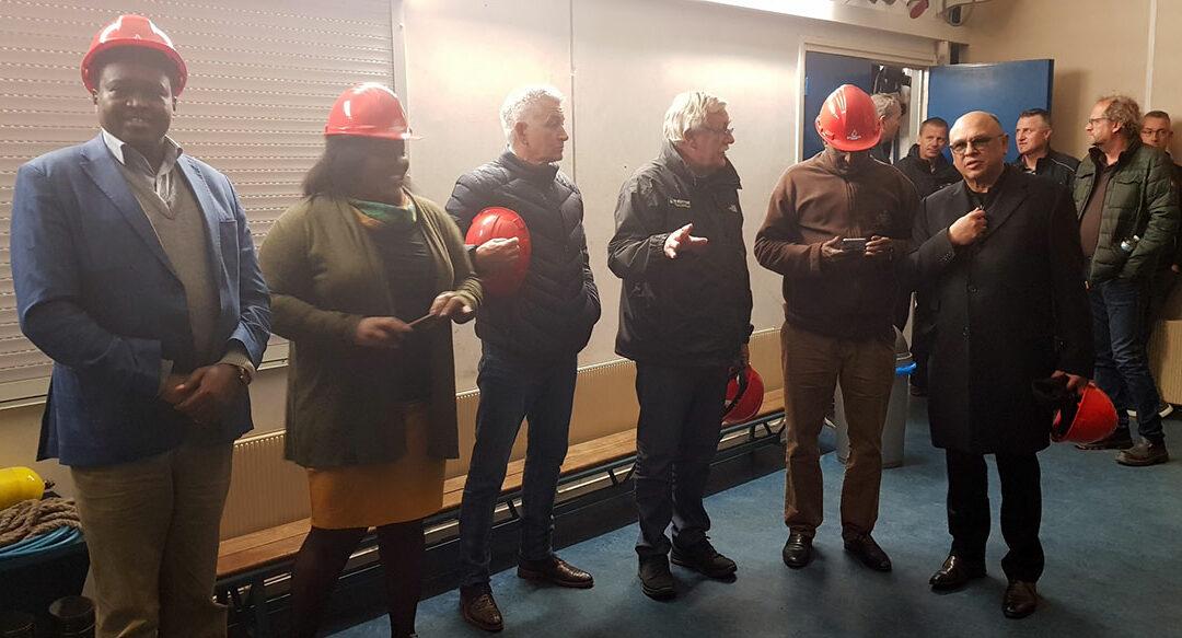 Benchmarking visit of KPC/MIOG to UK/NL