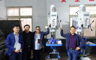 Pre-shipment inspection of goods for Ghana at supplier in China