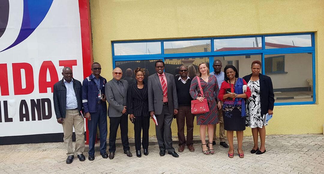 Morendat Institute of Oil & Gas officially opened in Nairobi